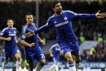 Diego Costa celebra (Chelsea)