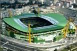 Estádio de Alvalade visto de cima