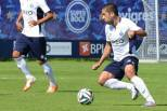 Evandro em jogo-treino do FC Porto