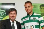 Ewerton com Bruno de Carvalho