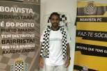 Fábio Lopes apresentado no Boavista