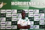 Gerso apresentado no Moreirense
