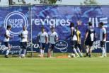 Treino do FC Porto 2014/15