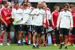 Guardiola entra para treino do Bayern
