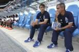 Julen Lopetegui no banco (FC Porto)