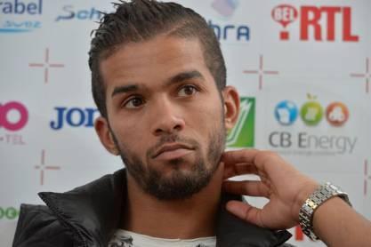 Mehdi Carcela-González (grande plano)