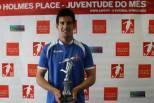 Miguel Rosa (Belenenses) recebe prémio