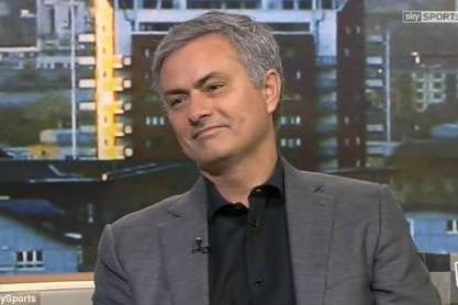 José Mourinho em entrevista à Sky, 2015