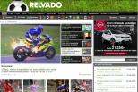 Relvado, homepage 23 de junho 2015