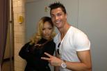 """Rihanna, a nova """"amiga"""" de Ronaldo"""