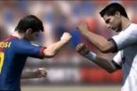 Vídeo: Cristiano Ronaldo e Messi lutam no FIFA