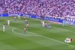 Vídeo: Ronaldo centra de calcanhar