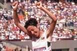 Rosa Mota ouro em Seul 1988