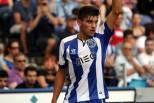 Ruben Neves em jogo do FC Porto