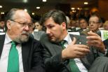 Bruno de Carvalho com Jaime Marta Soares
