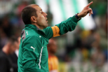 Leonardo Jardim (Sporting) dá indicações para dentro do campo
