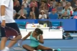 Vídeo: Serena Williams parte raquete
