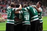 Sporting festeja em Braga (2013)