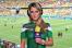 As repórteres mais belas do Mundial: Vanessa Huppenkothen, México