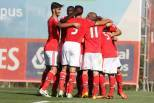 Benfica festeja na Youth League