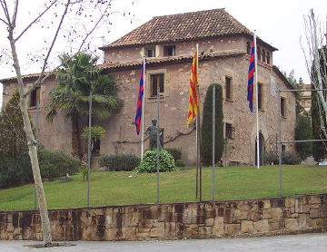 La Masía - Academia do Barcelona