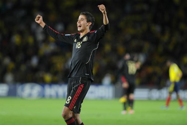 Reyes fez o que não fez no FC Porto: marcou um golo (vídeo)