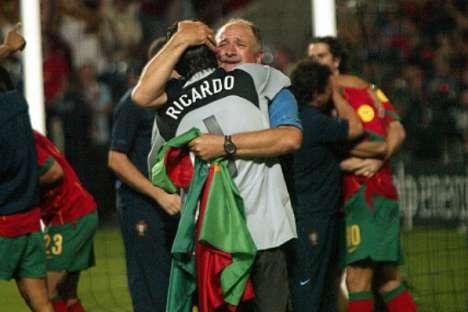 bc2c7d0c9d Euro 2004  Ricardo recorda a noite em que foi o herói