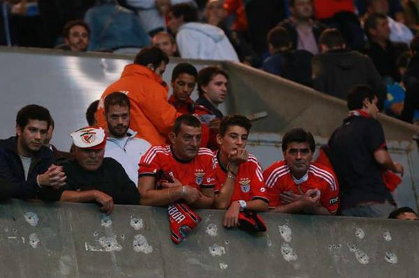 Benfica pede desculpas a criança adepta do FC Porto