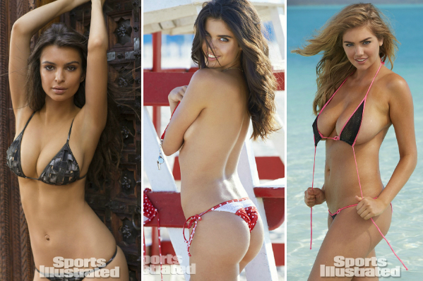 Os 50 anos da Sports Illustrated Swimsuit