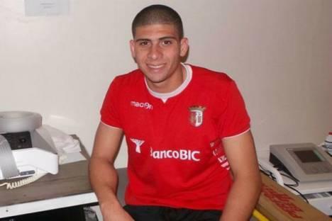 Maillot SL Benfica Matheus