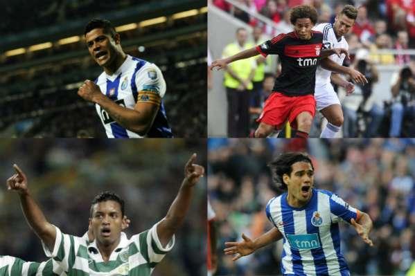 Ranking  as 12 maiores transferências do futebol português  48da4e35e
